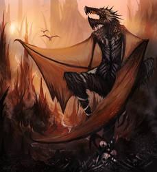 Demon Scout by Crosscrim