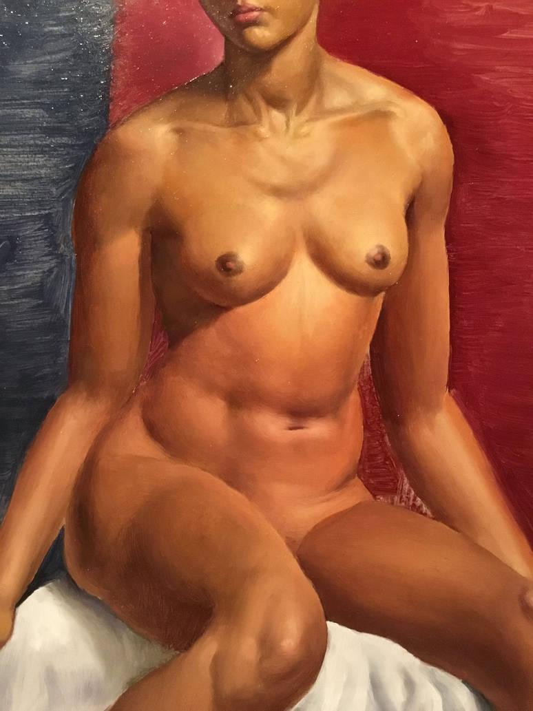 Ashley Body by gkpainting