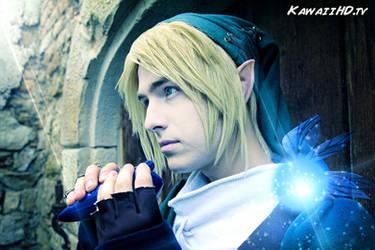 Mystic Link Cosplay, Legend of Zelda by Aquamarin