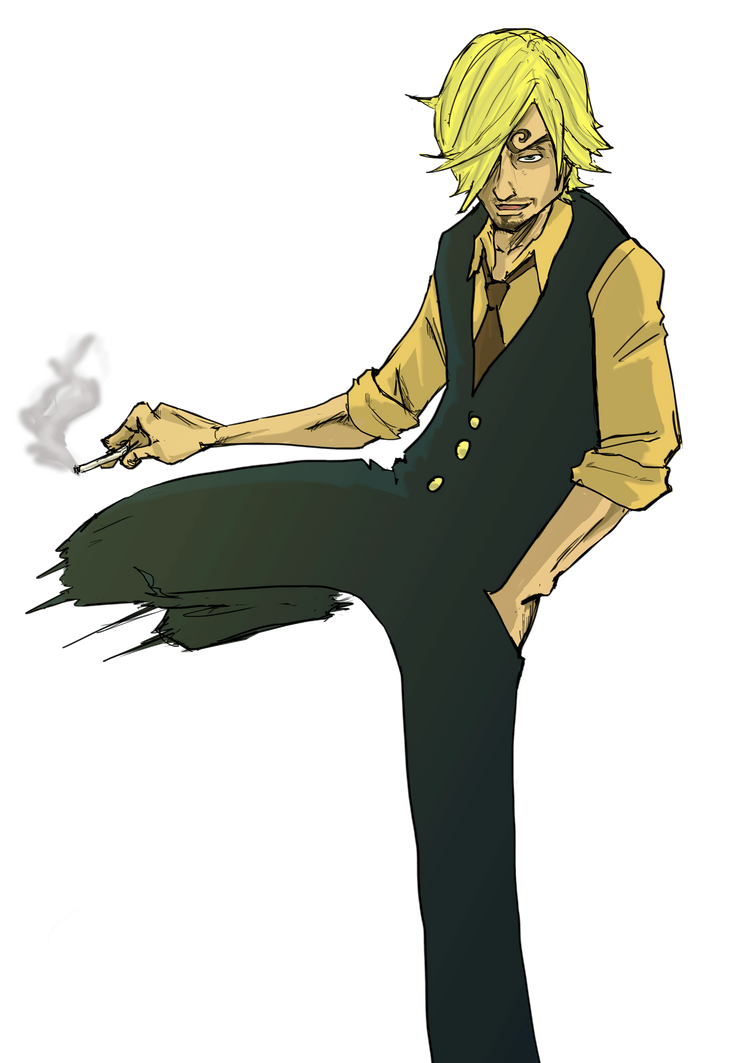 Sanji by Xavtkd on DeviantArt