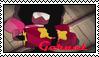 Steven Universe: Garnet Stamp by DianaGem