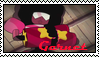 Steven Universe: Garnet Stamp by DraconGem