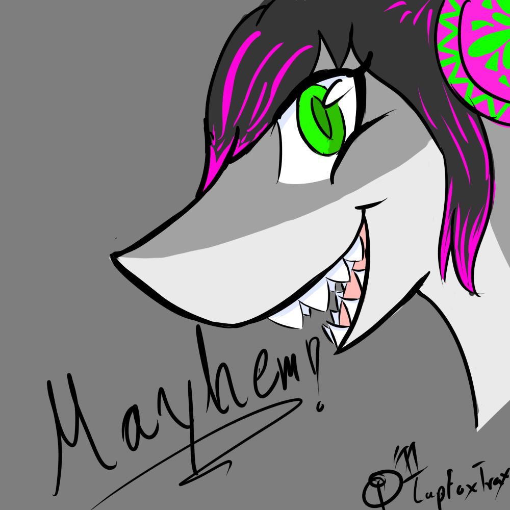 Mayhem by LeoCronis