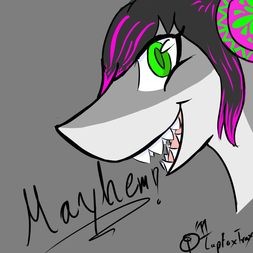 Mayhem by LeoCronis