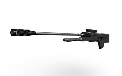 RLC-12M sniper rifle by LeoCronis