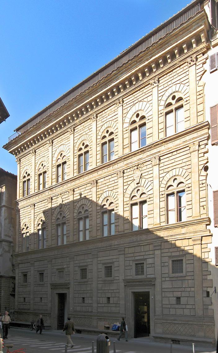 Palazzo rucellai firenze by il saggio on deviantart - I giardini di palazzo rucellai ...