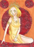 KaKAO Karte 83 Beautiful Sun by Sil-Coke