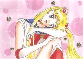 KaKAO Karte 88 Sailor Moon by Sil-Coke