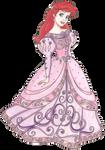 Disney Glamour 1989 Ariel