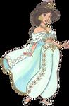 Disney Glamour 1992 Jasmine