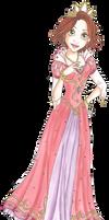 Disney Glamour 2010 Rapunzel