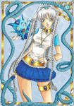 Magic Huntress Verity Vol 1 Cover