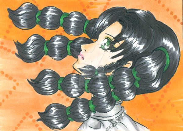 KaKAO Magic Huntress Verity Series #4 by Sil-Coke