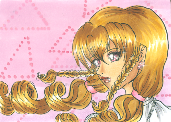 KaKAO Magic Huntress Verity Series #8 by Sil-Coke