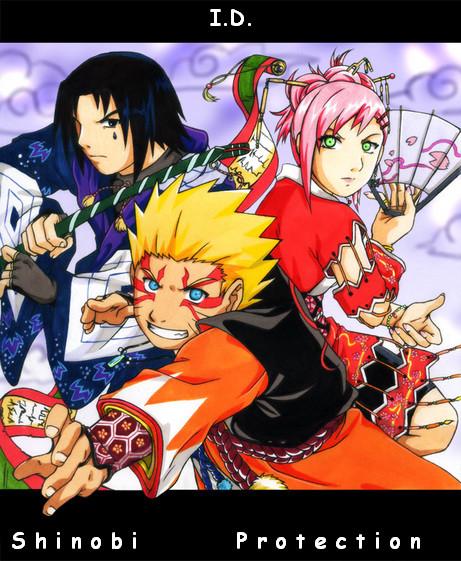 Naruto Shippuden Opening 8 by ~sasukeoron on deviantART