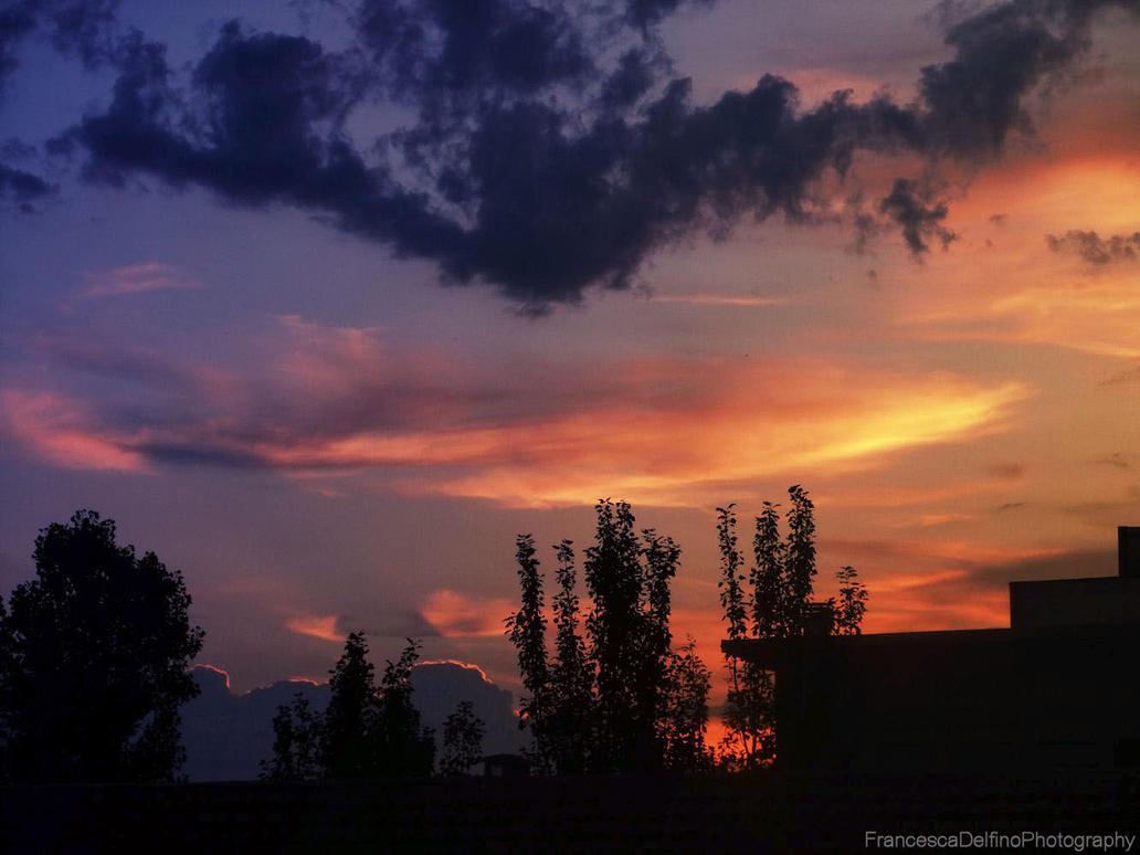 Sunrise 2 by FrancescaDelfino