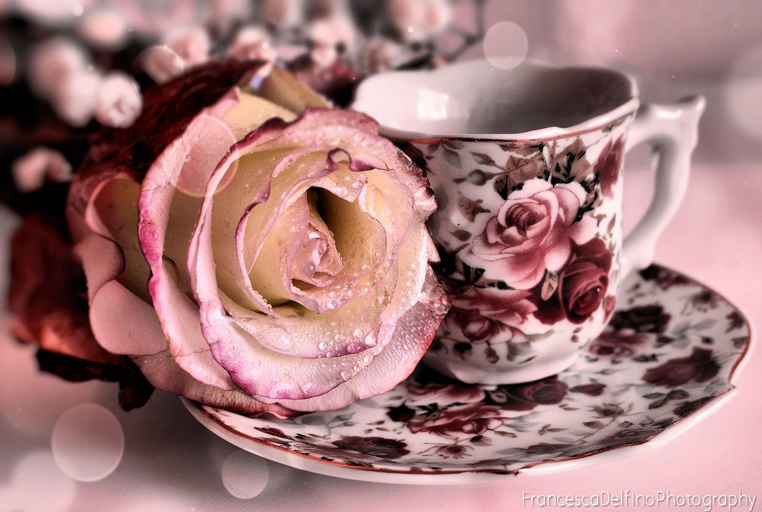 Tea time by FrancescaDelfino
