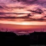 Sunset Livorno