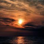 Sunset on the beach 5