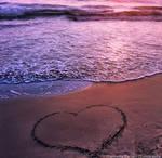 Love on the beach by FrancescaDelfino