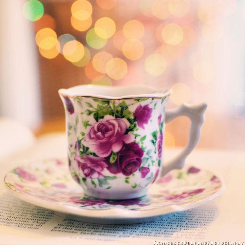 A magic tea by FrancescaDelfino