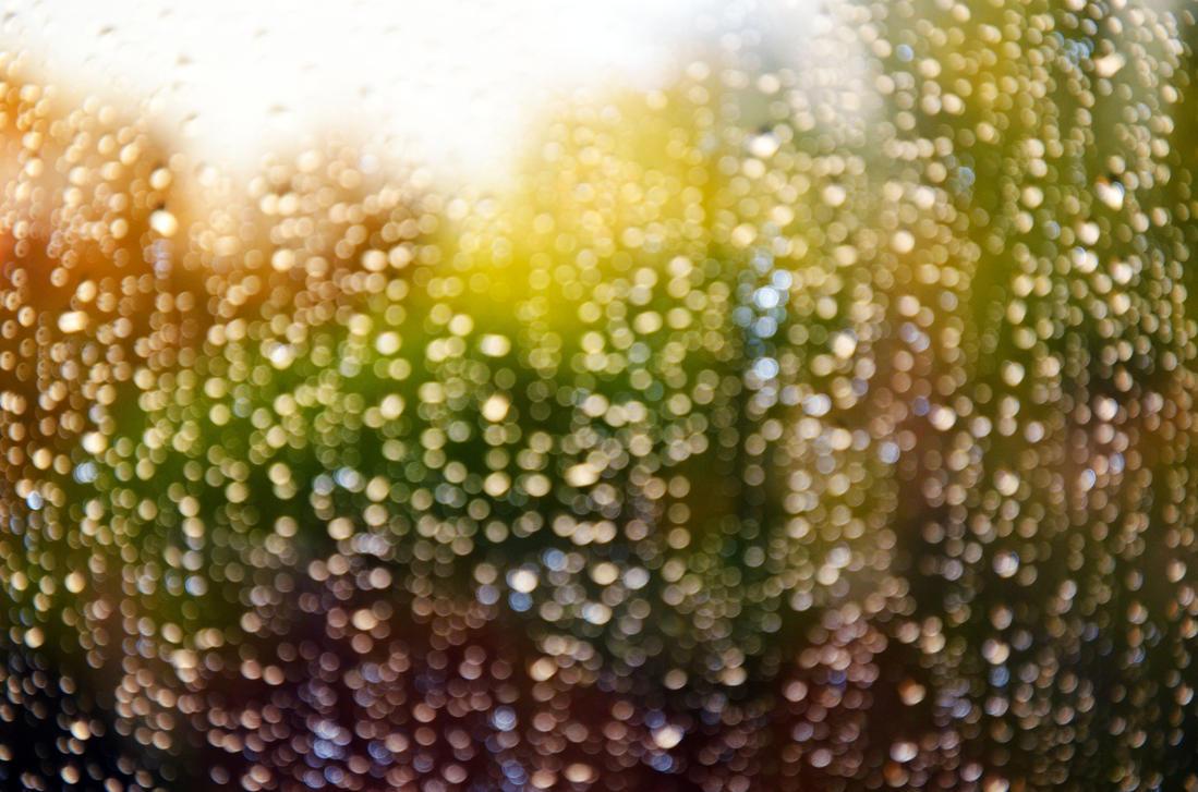 FREE Bokeh texture rain 1 by FrancescaDelfino