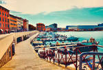 A day in the harbor of Livorno 1 by FrancescaDelfino