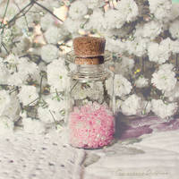 Bottle of sweetness 1 by FrancescaDelfino