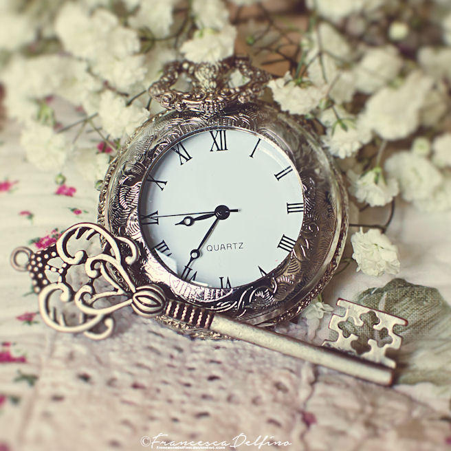 Time is precious by FrancescaDelfino