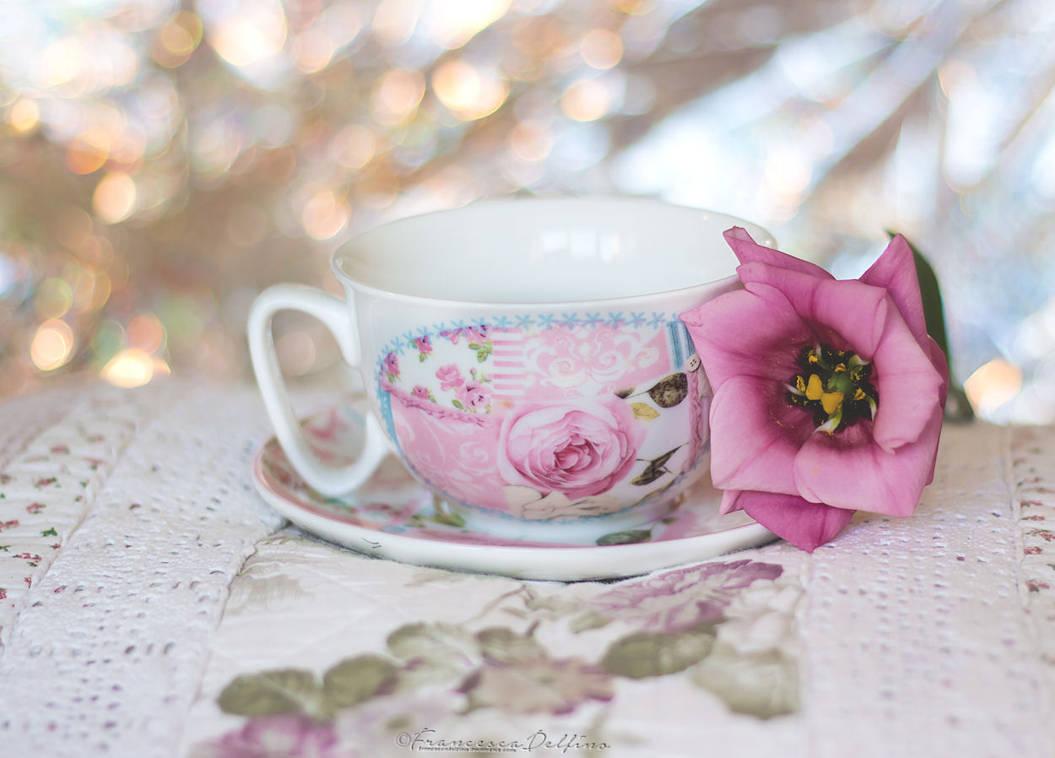 26. Floral tea by FrancescaDelfino