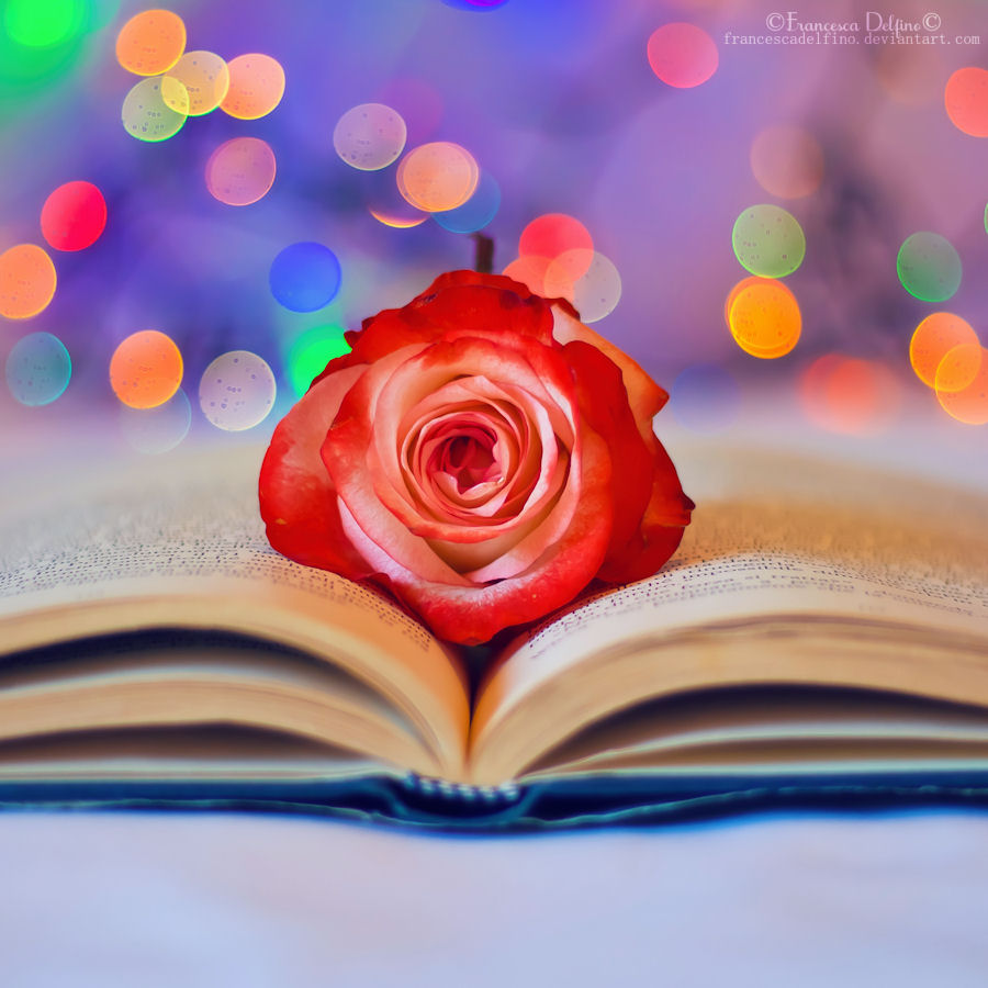 Romantic book by FrancescaDelfino