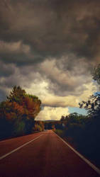 On the road 1 by FrancescaDelfino