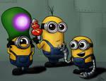 Minions by JWend7224
