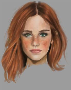 139 Digital Paint Study Remake