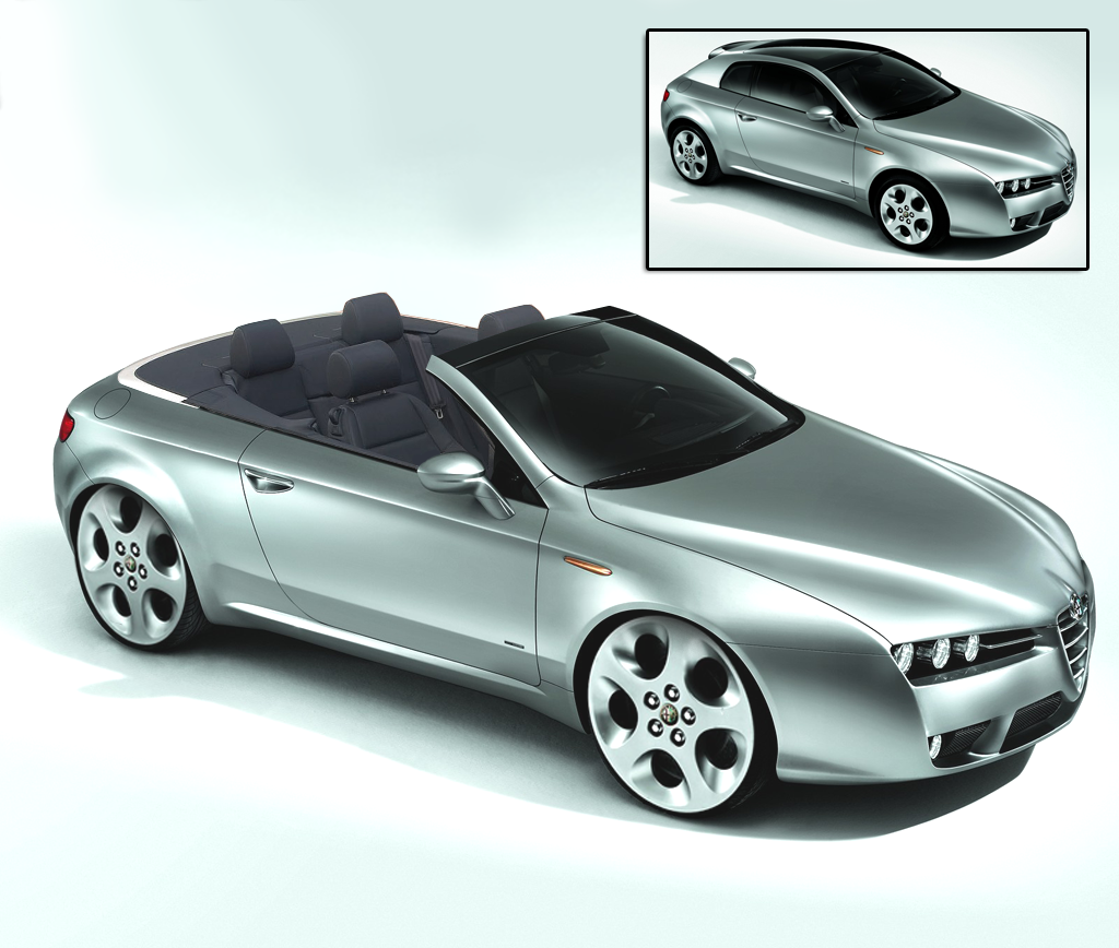 alfa romeo brera cabrio by caingoe on deviantart. Black Bedroom Furniture Sets. Home Design Ideas