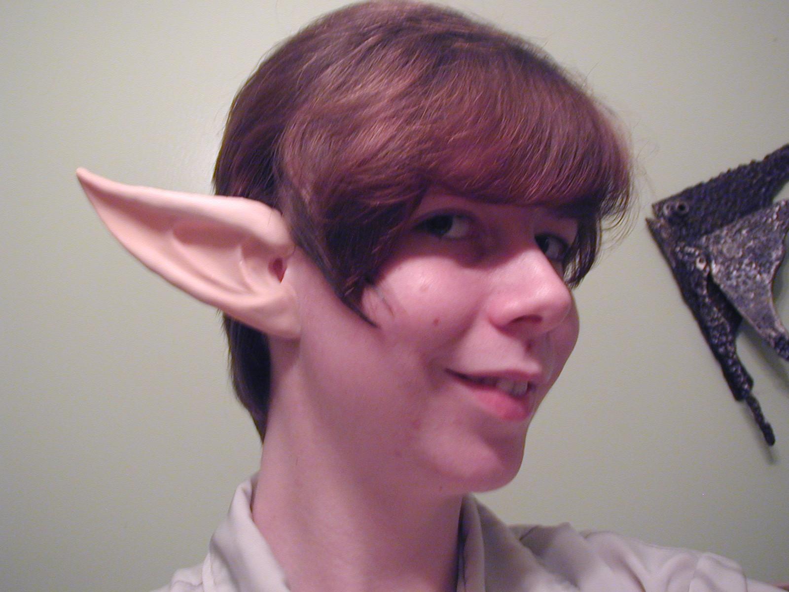 Elf Ears | New Calendar Template Site