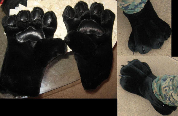 Kelios hands-feet by Monoyasha