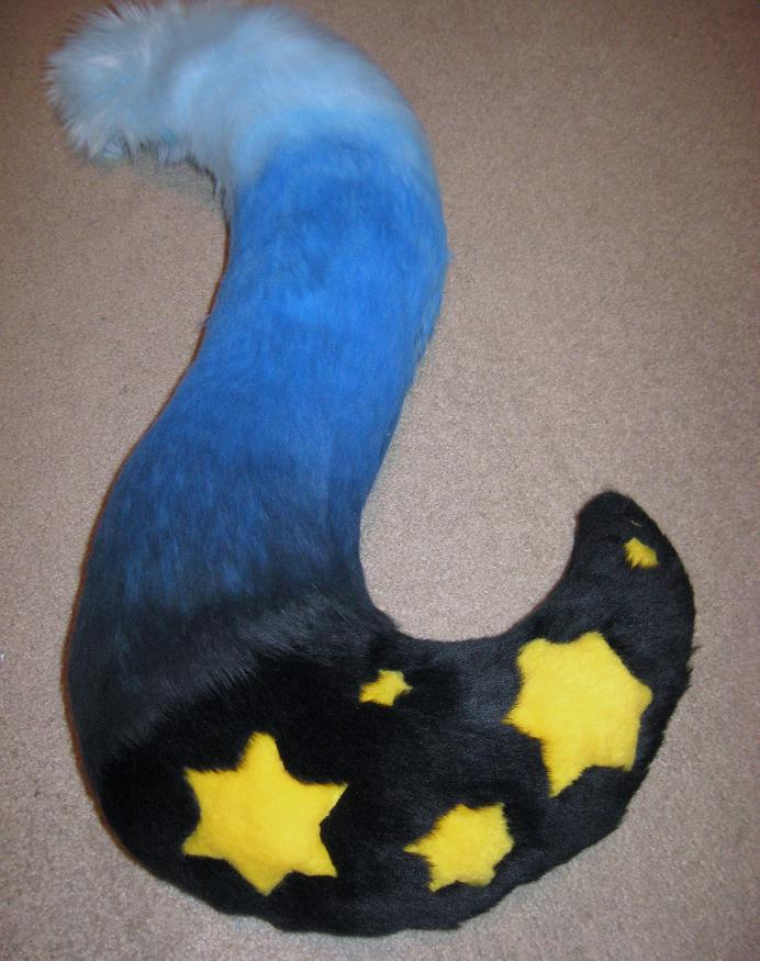 Fennec celestial tail by Monoyasha