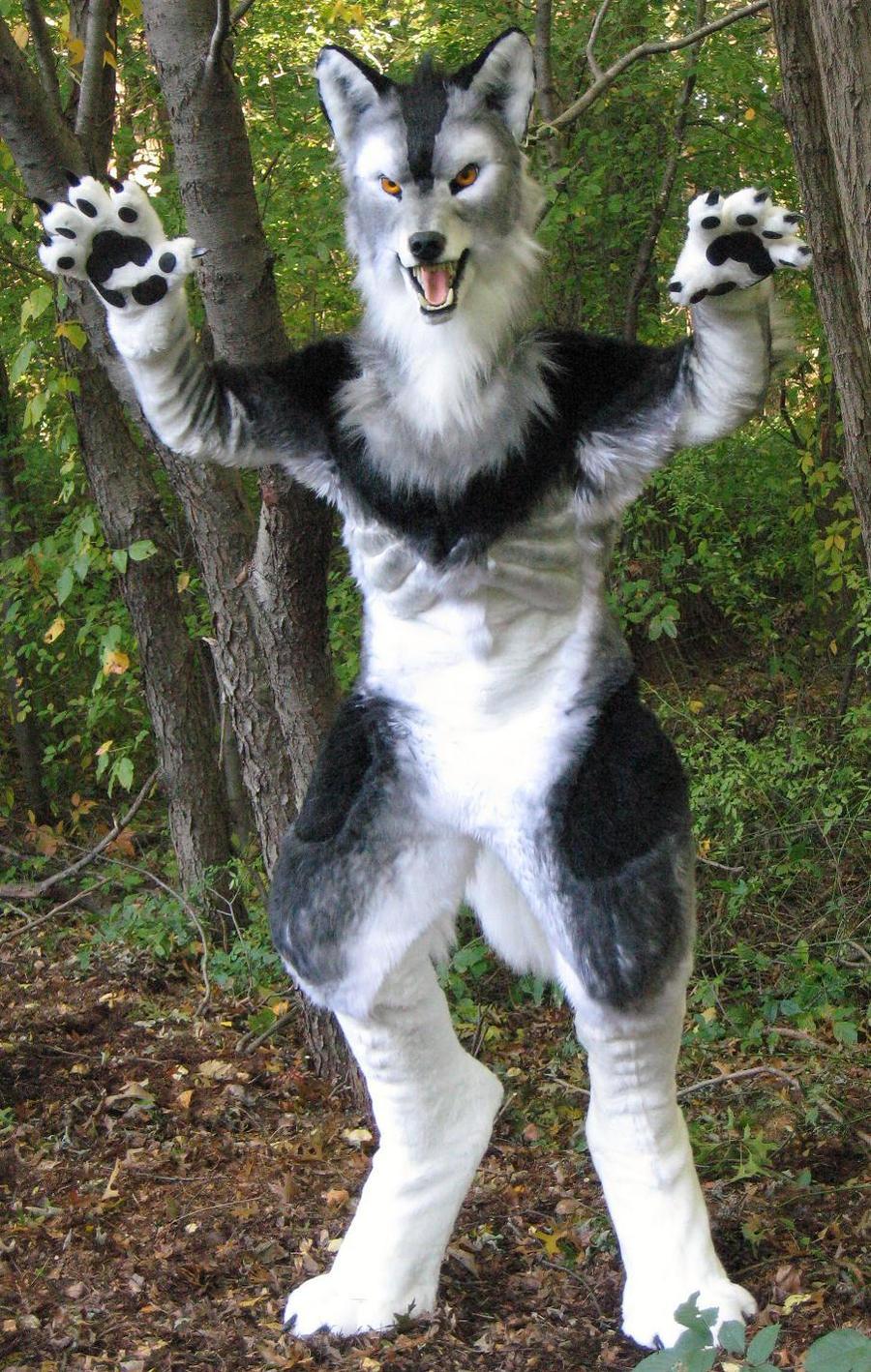 Werewolf Grrr by Monoyasha