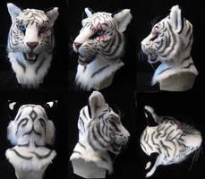 Kira Tiger Mask by Monoyasha