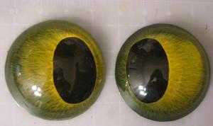 4 inch Toothless eyes proto by Monoyasha