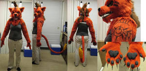RedXIII Updated Partial