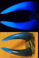 UV bull horns by Monoyasha