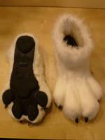 Bleis feet fixed