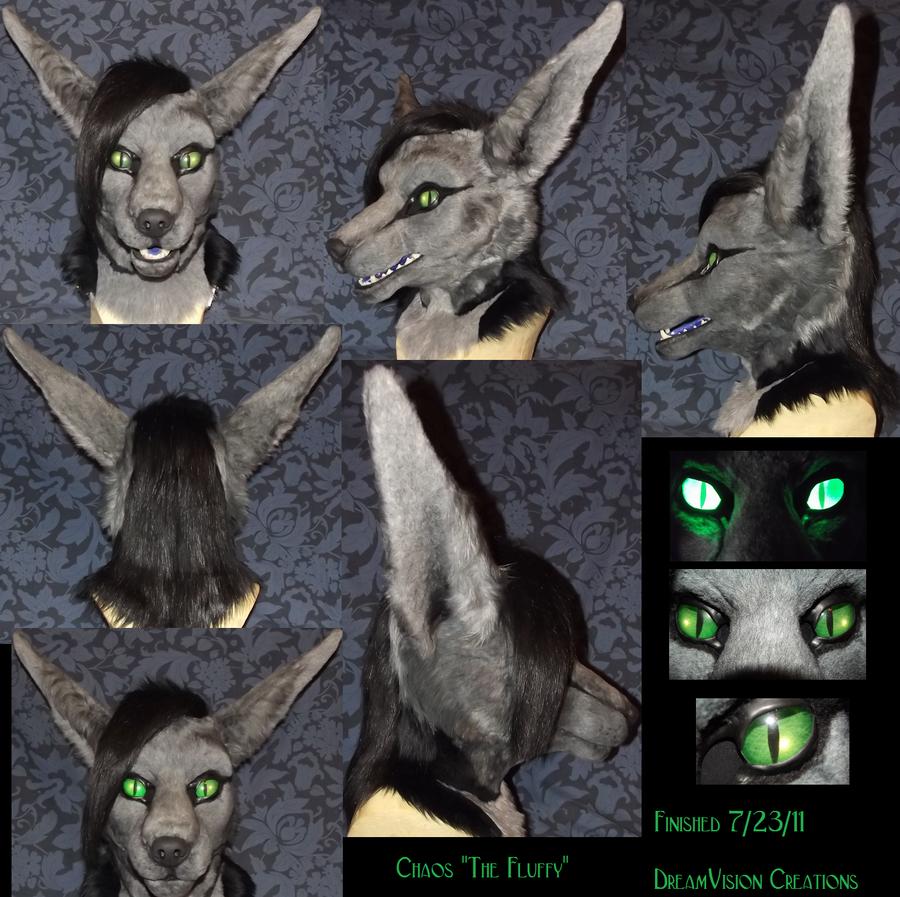 Chaos Mask by Monoyasha