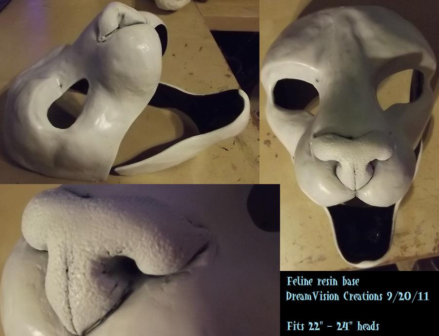 Feline Resin Base by Monoyasha