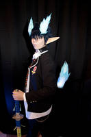 Rin Okumara NYCC Photoshoot 3 by Monoyasha