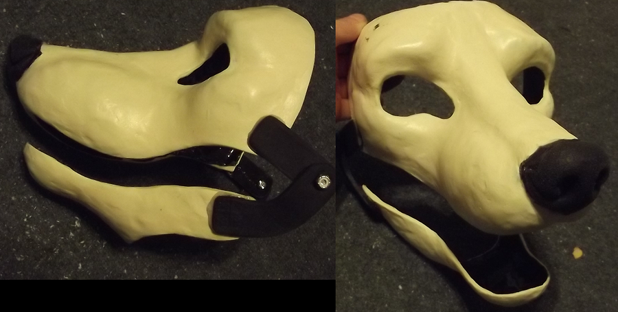 Hinged blank nose replaced by Monoyasha