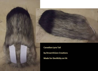 Canadian Lynx Tail by Monoyasha