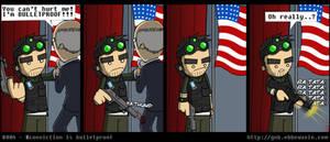 Conviction Is Bulletproof